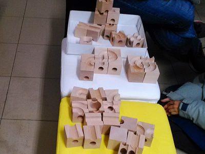 積み木のおもちゃcuboro