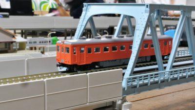 ユニトラックの鉄橋と高架橋