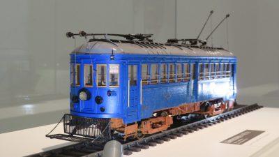 阪神電気鉄道311型313の模型