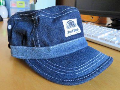 Round House(ラウンドハウス)の帽子